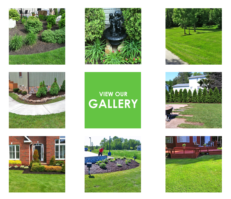 Sault Ste. Marie Lawn Care, Landcscaping, Mulching, Rocks, Shrubs, Plants, Edging